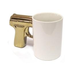 Купить Кружка *Пистолет*