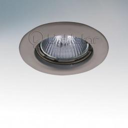 фото Встраиваемый светильник Lightstar Teso 011079 Lightstar