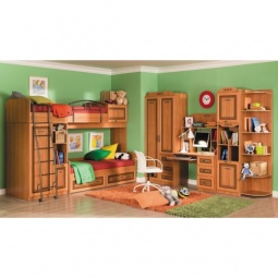 Купить Гарнитур для детской 'Любимый Дом' Аврора