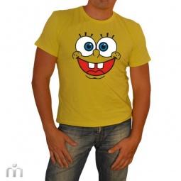 Купить Мужская футболка «Губка Боб (2)»