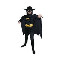 Купить Бэтмен с мускулатурой, рост 130-140
