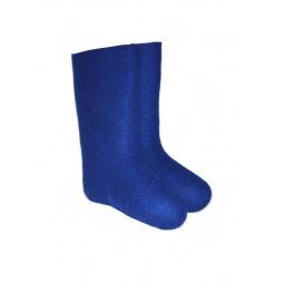 Купить Валенки мужские синие