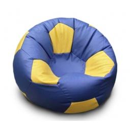 """Купить Кресло мяч """"Blue/Beige"""""""