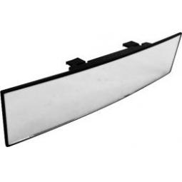 Купить Зеркало внутрисалонное 270 мм на штатное 57-78 мм, защита от осколков (панорамное)