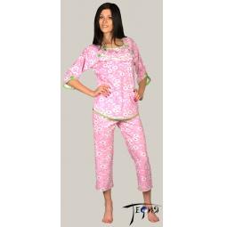 Купить Женская пижама из трикотажа 100% хб арт. 3-22