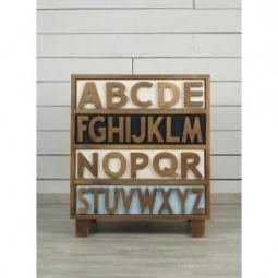 """Купить Комод """"Alphabeto Birch"""""""