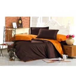 Купить КПБ Сатин Однотонный 1,5 спальный OD3-1 Valtery
