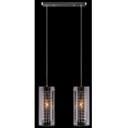 фото Подвесной светильник Eurosvet 1636 1636/2 хром Eurosvet