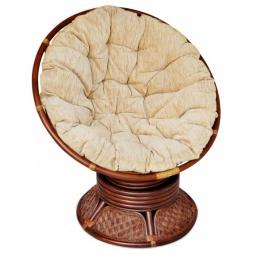 Купить Кресло-качалка 'Tetchair' Andrea орех античный