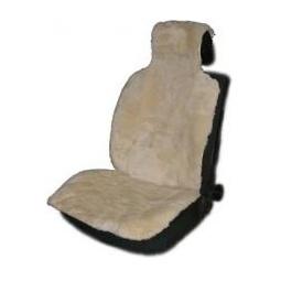 Меховые чехлы из натурального меха AUSKIN Бежевая