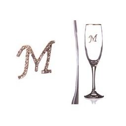 Купить Бокал для шампанского 'АРТИ-М' 802-510033