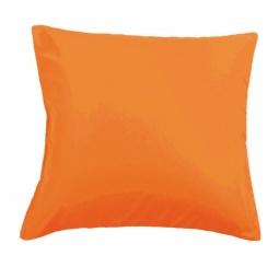 Купить Комплект наволочек из 2 шт сатин 70*70 см NC-08 оранжевый 41223 Valtery