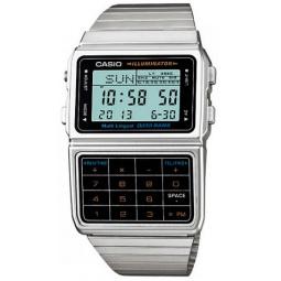 Купить Мужские японские наручные часы Casio DBC-611-1D