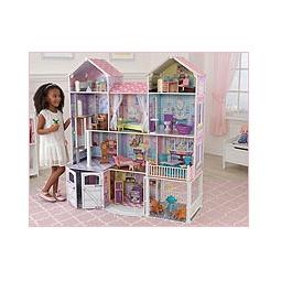 Купить Кукольный домик для Барби ЗАГОРОДНАЯ УСАДЬБА