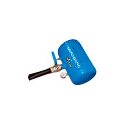 Купить Бустер (Инфлятор) Nordberg Automotive CH-5, 19л, 7-12 бар