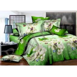 фото Постельное белье Поплин 1,5 спальное ПР-063 Rajtex