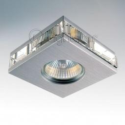 фото Встраиваемый светильник Lightstar Alume 002109 Lightstar