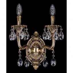 Купить Бра 'Bohemia Ivele Crystal' 1700/2/110/A/GB