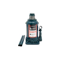 Купить Домкрат бутылочный FORSAGE 92004, 20т с клапаном (h min 235мм, h max 445мм)