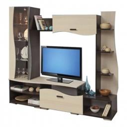 Купить Стенка для гостиной 'Олимп-мебель' Олимп-М01 4762-01