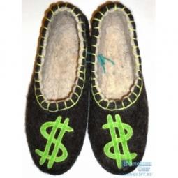 Купить Тапочки мужские Доллар