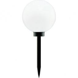 """Купить Светильник садово-парковый на солнечной батарее """"Шар"""" 2 белыx LED, 1 X NiCD батарея, PL250"""