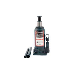 Купить Домкрат бутылочный FORSAGE 90804, 8т с клапаном (h min 210мм, h max 390мм)
