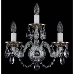 Купить Бра 'Bohemia Ivele Crystal' 1600/3/NB