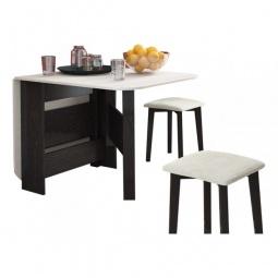 Купить Стол обеденный 'Мебель Трия' Т1 венге цаво/дуб белфорт