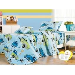 Купить Детское постельное белье Поплин 1,5 С45-01 СайлиД