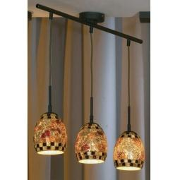 фото Подвесной светильник Lussole Ostuni LSQ-6506-03 Lussole