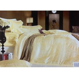 фото Постельное белье  Жаккард с вышивкой Евро tj300-59 Tango