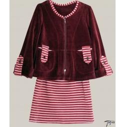 Купить Детская одежда  арт.  Д-57 бордо