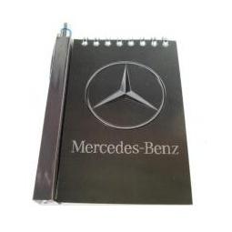 Купить Автомобильный блокнот с магнитом Mercedes