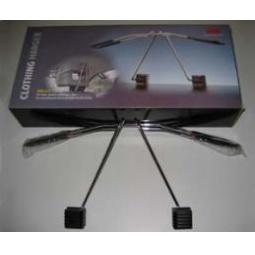 Купить Автомобильная вешалка 3D (металл) HEBE HBA63