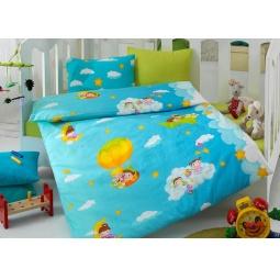 Купить КПБ для новорожденных TRB008 CottonBox