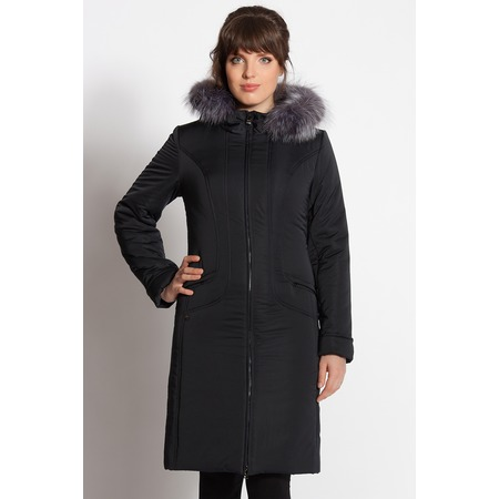 """Купить Пальто """"Адели"""" - темно-синий"""