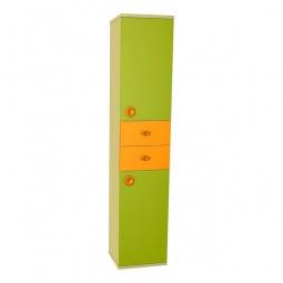 Купить Шкаф комбинированный 'Любимый Дом' Фруттис 503.070 желтый/лайм/манго