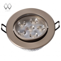 фото Встраиваемый светильник MW-Light Круз 637013006 MW-Light