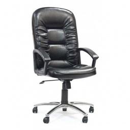 Купить Кресло компьютерное 'Chairman' Chairman 418 черный/хром, черный