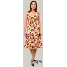 Купить Платье-сарафан из трикотажного полотна 100 % хб  арт. 6-31