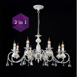 фото Подвесная люстра Maytoni Faberge ARM218-08-W Maytoni