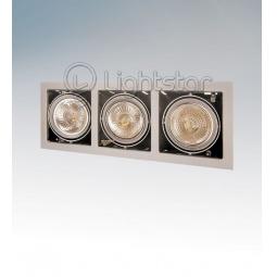 фото Встраиваемый светильник Lightstar Cardano 214137 Lightstar