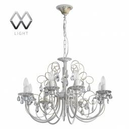 фото Подвесная люстра MW-Light Свеча 301015308 MW-Light