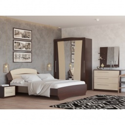 Купить Гарнитур для спальни 'Гранд-Кволити' Наоми
