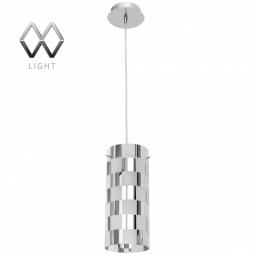 фото Подвесной светильник MW-Light Лоск 354014201 MW-Light
