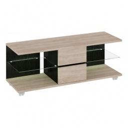 Купить 'Мебель Трия' Тумба под ТВ Мики Тип 3 ПМ-155.03 дуб сонома/венге цаво