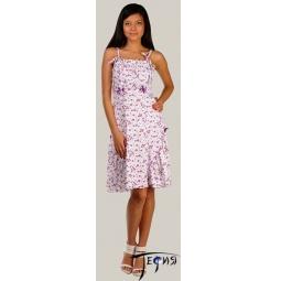 Купить Женская ночная сорочка из трикотажа 100% хб арт.  1-45