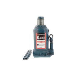 Купить Домкрат бутылочный FORSAGE T93004, 30т с клапаном (h min 255мм, h max 415мм)