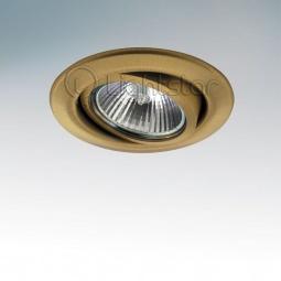 фото Встраиваемый светильник Lightstar Teso 011083 Lightstar